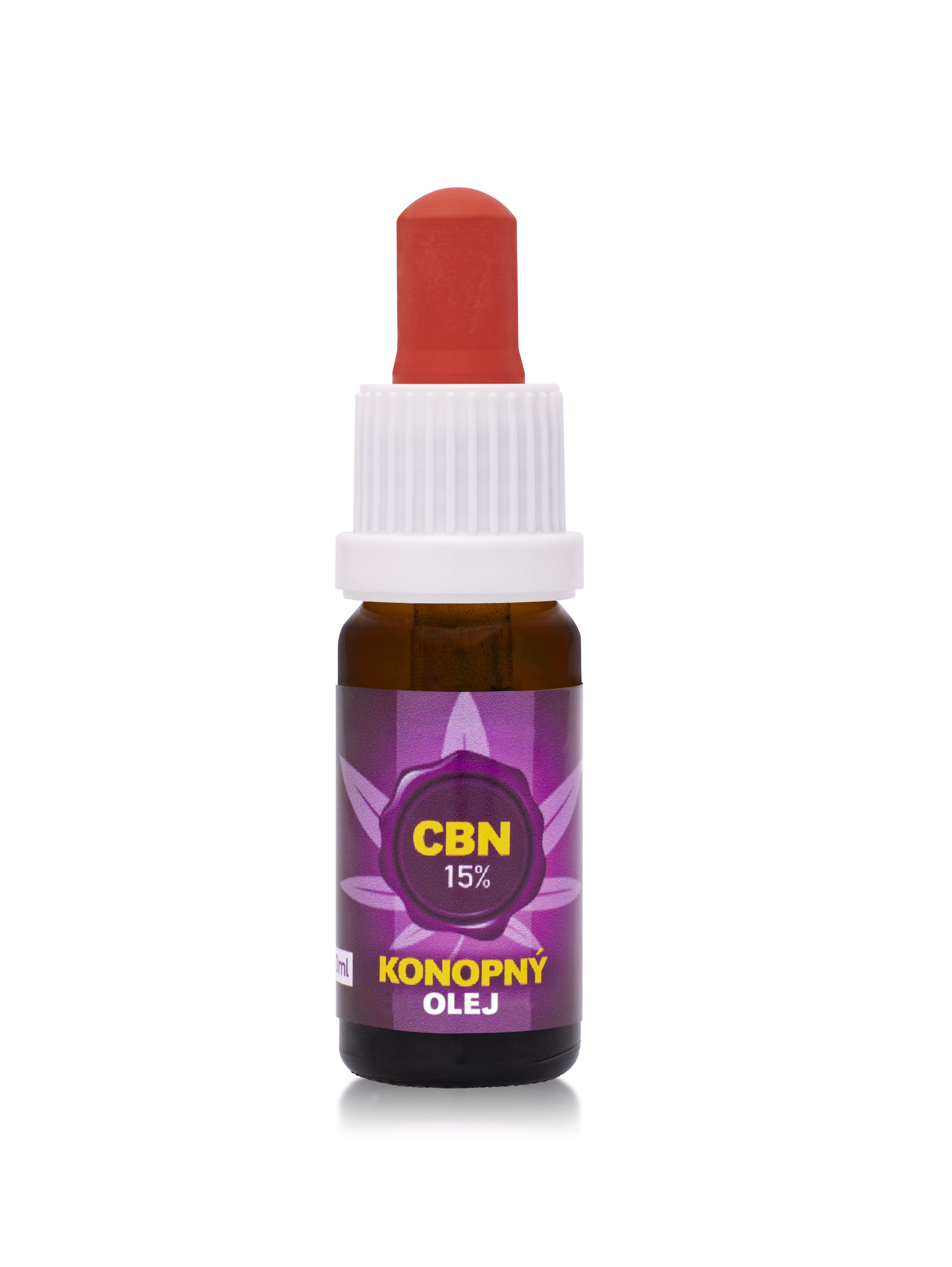 15% CBN - Konopný  olej