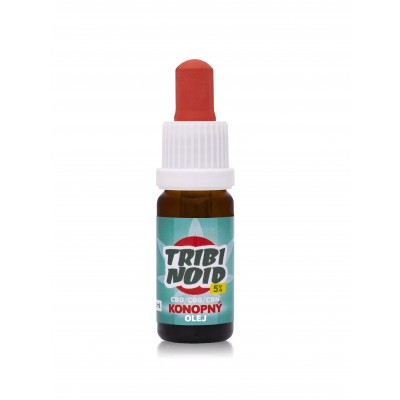 5% Tribinoid - Konopný  olej