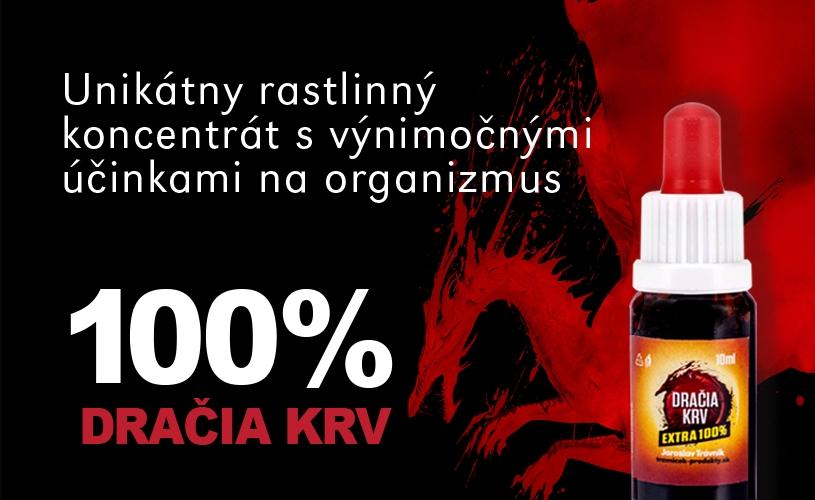 Dračia krv 100%