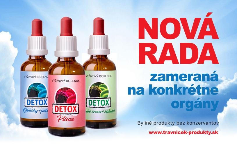 Detox - nová rada